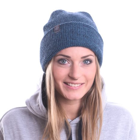 easygoinc Beanie heather blue