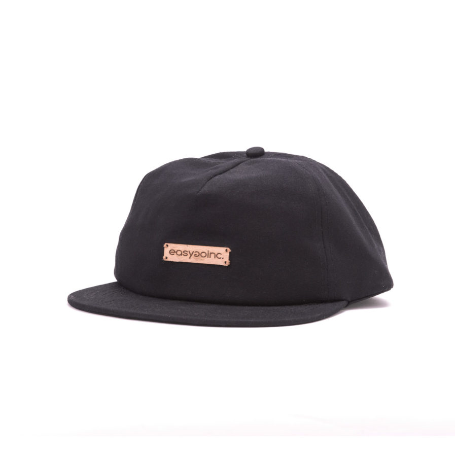 Snap-Back Cap Crafter Wooden